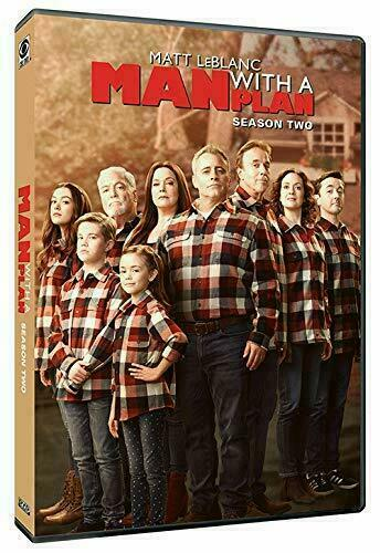 Man With A Plan Tv Series Complete Season Two 2 Dvd For Sale Online Ebay