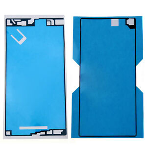 Front-LCD-Frame-Adhesive-Back-Cover-Sticker-Glue-For-Sony-Xperia-Z-Ultra-XL39H