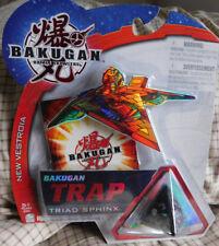 Bakugan New Vestroia Trap TRIAD SPHINX Giochi Preziosi