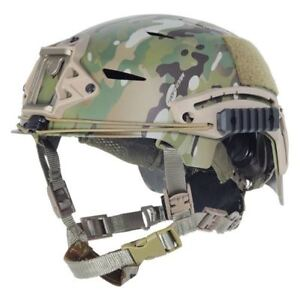 Capable Airsoft Bump Type Casque Multicam Mtp Abs Commando De Marines Ussf Ops Core-afficher Le Titre D'origine Quell Summer Soif