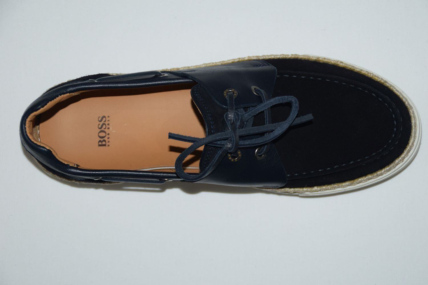 HUGO BOSS SCHUHE, Gr. EU 42  / UK 8 / US 9,   42 , Navy 9844e7