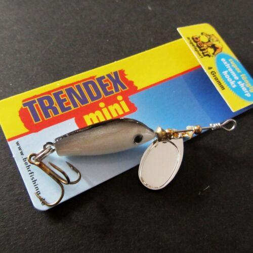 Mini Wobbler mit Spinnerblatt Trendex Behr