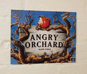 Angry Orchard Cider Retro Metal Sign 2 Sizes Available Ideal For Pubman Cave Sgwojoll-08002003-506745240