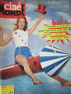 Cinema-Carole-Wells-Apollons-Del-Cinema-Lana-Turner-Kodak-N-1405-di-1961