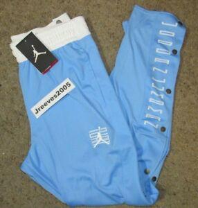f9ecb5f1640f NWT Jordan AJ 11 Tear Away Pants Sz Medium 100% Authentic AH1551 412 ...