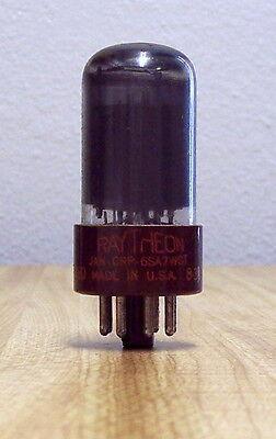 6BA7 RCA Radiotron Pentagrid Converter Tube  NOS  Quantity  TESTED