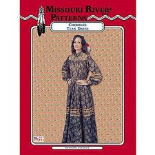Cherokee Tear Dress Pattern - Native American Clothing Patterns