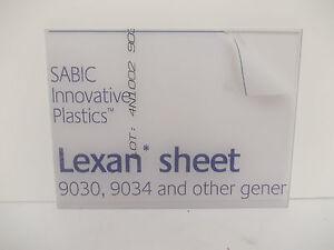 5-Paquet-A5-1-5-mm-Lexan-Polycarbonate-Sheet-virtually-Incassable-Vitrage-Etc