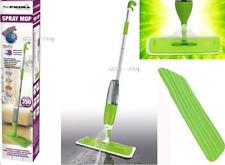 Spray de gatillo agua niebla de pulverización Fregona Limpia fregona de micro fibra plana Spray 350ML
