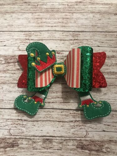 """elf on the shelf accessories Child 4.5"""" Hair Bow"""
