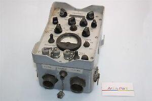 Collins Radio Control Unit 313V-2 PN 522-3356-000