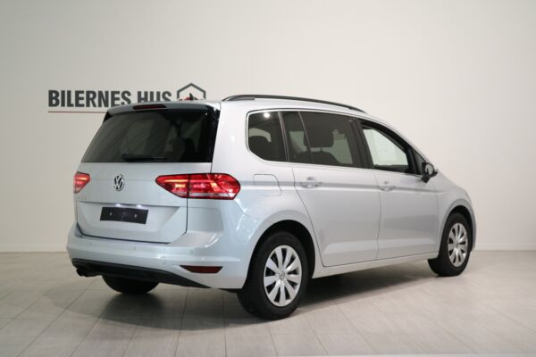 VW Touran 1,4 TSi 150 Comfortline 7prs - billede 1