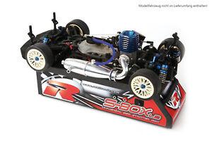 Nerveuse Universel Pour On & Off-road Robitronic Rc Car Nitro Starterbox-afficher Le Titre D'origine