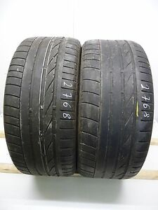 2x-245-40-R18-93Y-Bridgestone-Potenza-RE-050A