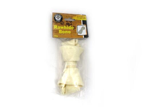 4-X-Large-Rawhide-dog-chew-bones-17-cm-58g-high-quality-fast-shipping