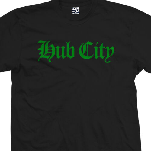 Hub City OG T-Shirt Classic Old English OE Compton Tee All Sizes /& Colors