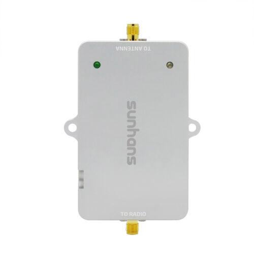 Sunhans SH24Gi4000 WiFi Signal Booster 4000mW 2.4Ghz 36dBm Repeater Amplifier