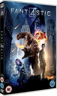THE FANTASTIC FOUR - DVD