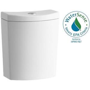 Kohler K 4441 Hw1 Persuade Dual Flush Toilet Tank Only In