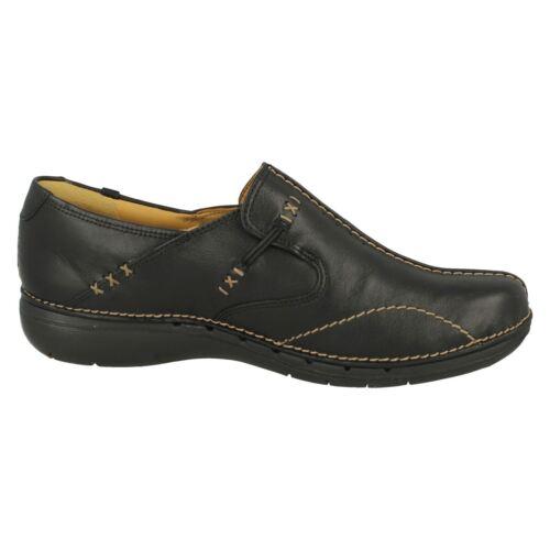 Un el Loop4 de sin 64 Negro Clarks mujer cordones de venta cuero 99 al público £ Zapatillas Por de precio para cgpqwYYz