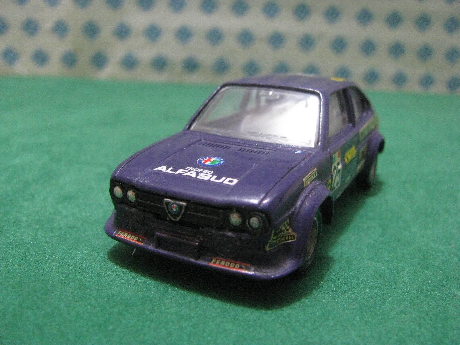 ALFA ROMEO Alfasud 1300 Ti Trofeo PARIS-POISSY- 1 43 Trasformazione Solido