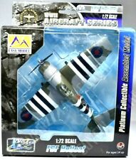 Fleet Air Arm Fighter Aircraft WW2 1:72 Scale RAF Royal Air Force Easy Model