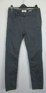 New Womens Fat face Five Pocket jeggings UK Size 6 Grey