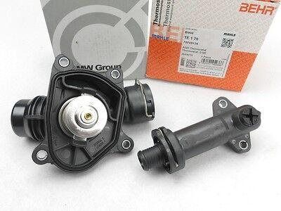 BEHR Thermostat mit Dichtung Kühlung Abgasrückführung BMW E81//E46//E90//E60 Diesel
