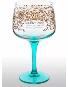 Silent Pool Gin Balloon Glass  New Cheapest On