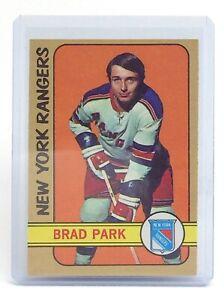 1972-73-Brad-Park-New-York-Rangers-114-OPC-O-Pee-Chee-Hockey-Card-I667