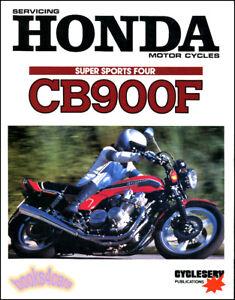 Honda cb900f shop manual service repair book 900 cb900 ebay image is loading honda cb900f shop manual service repair book 900 fandeluxe Gallery
