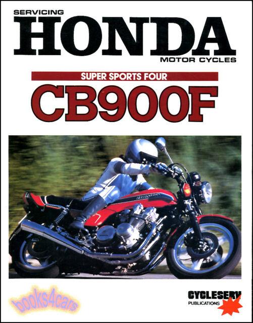 honda cb900f shop manual service repair book 900 cb900 ebay rh ebay com honda cb900f service manual honda cb900f service manual pdf