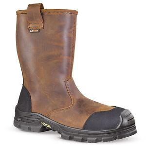 8d603294730 Details about Jallatte Jalsalix Rigger Boots with Composite Toe Caps &  Steel Midsole Mens Pre