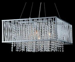 Image Is Loading Beautiful Light Fixture Square Pendant Lamp 20 034