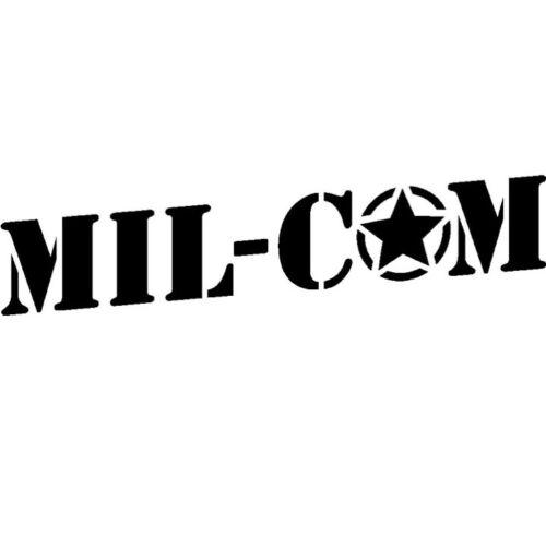 Mil-Com Herren Armee Dehnbar Bob Hut Militär Beanie Schwarz Olivgrün