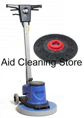 """Cleaning & Janitorial Supplies Other Cleaning Supplies Constructive Numatic Hurricane Hfm1530 17"""" Floor Polisher High Speed Machine & Board Hfm1530 Drip-Dry"""