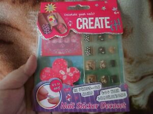 CLOSEOUT-SALE-Imported-from-USA-Create-It-Nail-Art-Kit-4