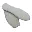 Sheepskin Wool Insoles Genuine Warm Wellies Boot Shoe Inner Soles Size 3-13