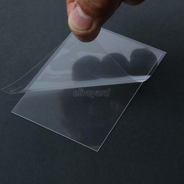 Clear Adhesive Optical OCA Glass LCD Sticker Tape For Samsung Galaxy Note2 N7100