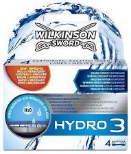 Wilkinson Sword Hydro 3 Blade Refills - 4 Pack