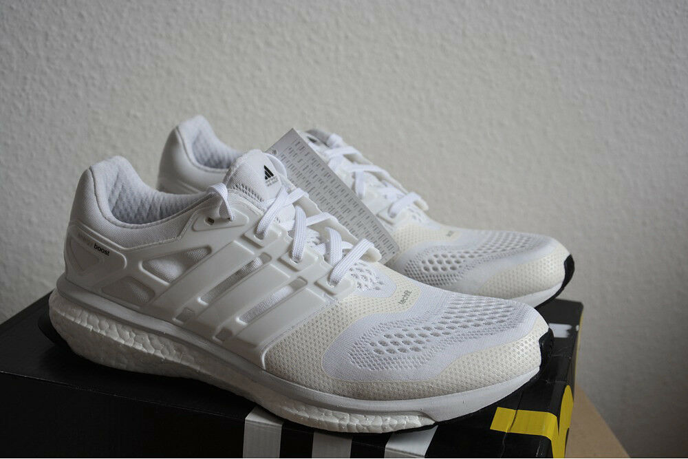 ADIDAS ENERGY BOOST ESM W WHITE WHITE Gr.40,5 UK 7 pure B40904 consortium ultra