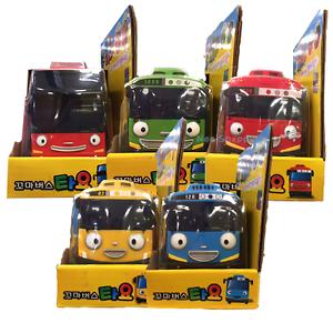 the little bus tayo diecast plastic toy car set tayo rogi rani gani