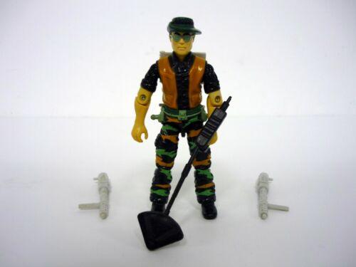 Details about  /GI JOE PATHFINDER Vintage Action Figure NEAR COMPLETE C9 v1 1990
