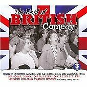 Various Artists The Best of British Comedy CD