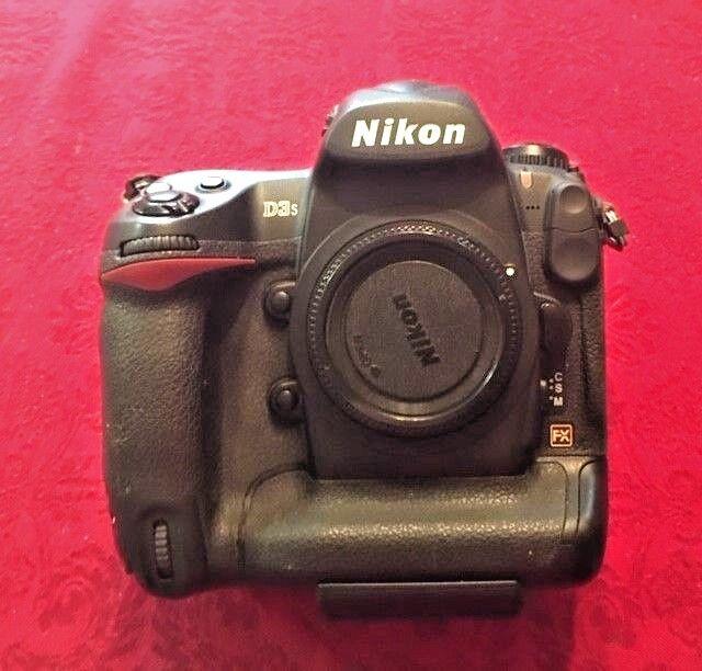 Nikon D3s 12.1MP Digital SLR Camera - Black (Body Only)
