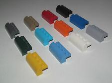 Lego ® Brique Arrondie 2x4 Brick Bow Top Choose Color ref 93606