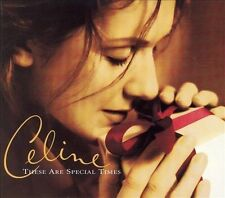 CELINE DION - THESE ARE SPECIAL TIMES  LIKE NEW  ALBUM  1998  SONY   CHRISTMAS