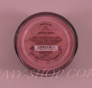 bare escentuals bareminerals blush golden gate for face cheeks eyes