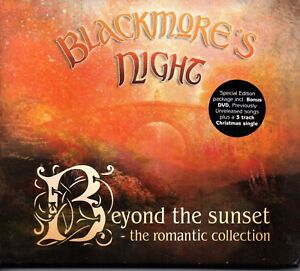 Blackmore-039-s-Night-Beyond-The-Sunset-The-Romantic-Collection-CD-DVD-CD-Singl