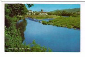 Postcard Brecon from the Promenade Breconshire Wales - Frinton on Sea, United Kingdom - Postcard Brecon from the Promenade Breconshire Wales - Frinton on Sea, United Kingdom